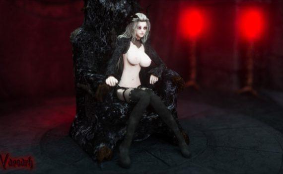 Artist Vaesark – CGS77 – Dark Mistress