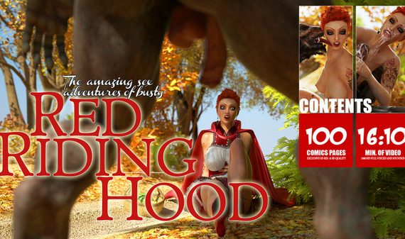 Artist Taboo3DMovies - Red Riding Hood