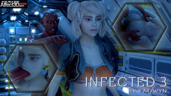 Artist Kadwyn – Infected 3
