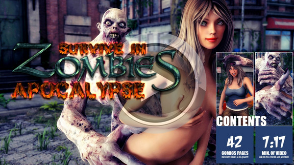 Artist Taboo3DMovies – Survive In Zombies Apocalypse