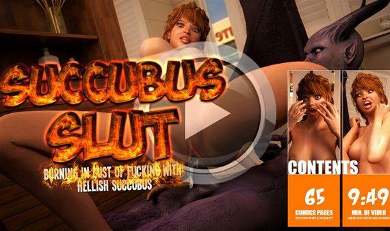 Artist Taboo3DMovies – Succubus Slut