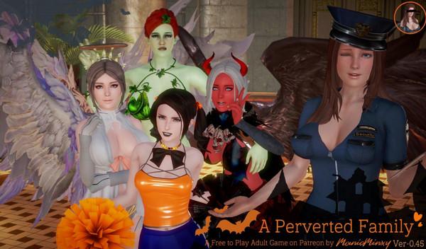 A Perverted Family -Perverted Hotel (InProgress) Ver.1.3