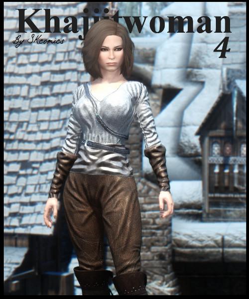 Artist SKComics – Khajitwoman Chapter 4