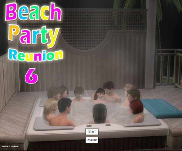 Beach Party Reunion 6