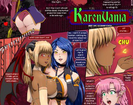 Artist StormFedeR – KarenVania
