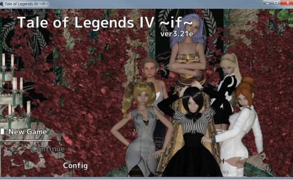 Tale of Legends IV if
