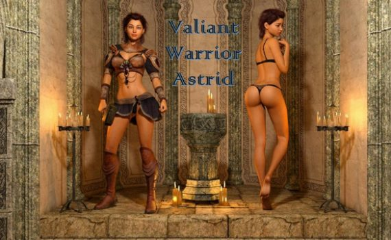 Valiant Warrior Astrid (InProgress) Ver.0.4