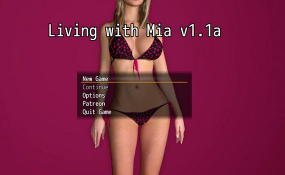 Living with Mia / My Sister Mia (Update) Ver.1.1a