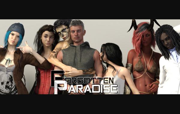 Forgotten Paradise (InProgress) Ver.0.6