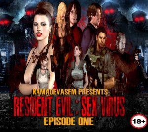 Resident Evil - Sex Virus Episode 1