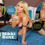 Having Fun with Nikki Benz