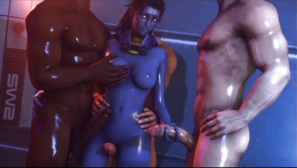 Tali'Zorah nar Rayya (Mass Effect) assembly