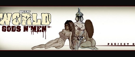 Ancient World: Gods and Men Ver.1.5d