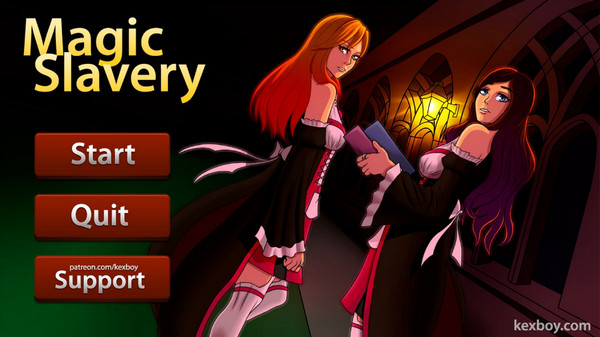 Magic Slavery (InProgress) Update Ver.0.5.0
