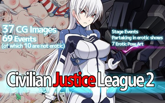 Civilian Justice League 2 (English)