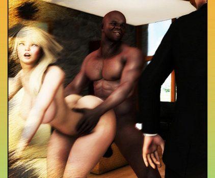 Artist Moiarte – Cuckold in Africa 3