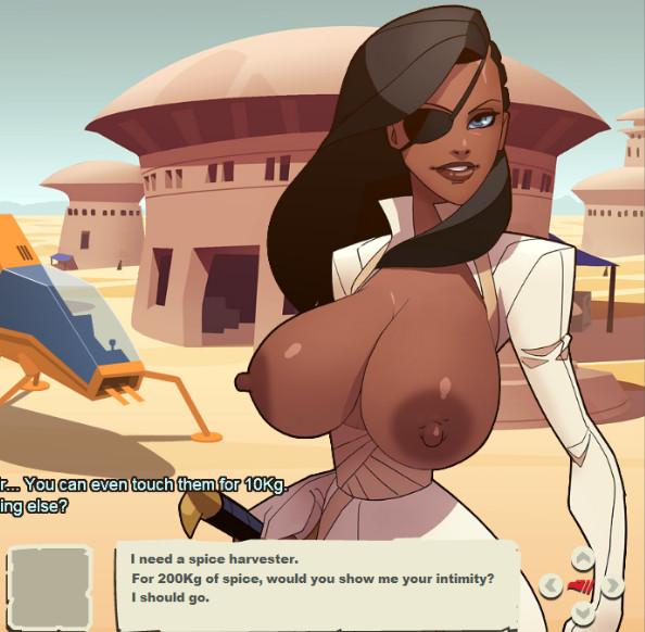 Behind the Dune (Update) Ver.2.7