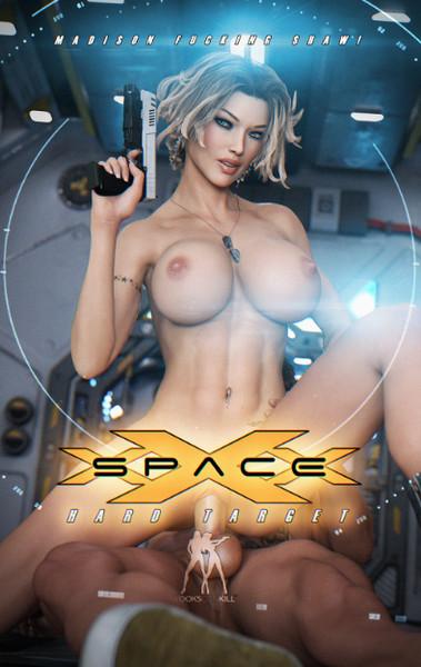 Artist LooksCanKill - Space XXX - Hard Target
