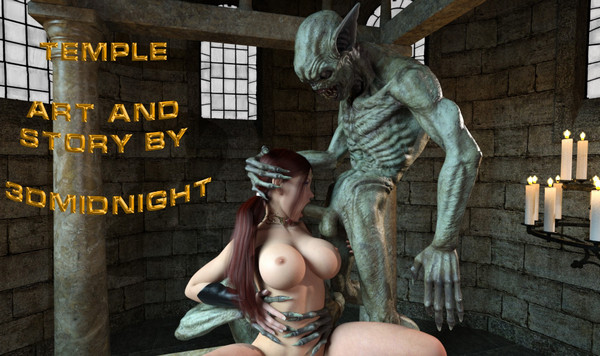 Artist 3DMidnight - Temple