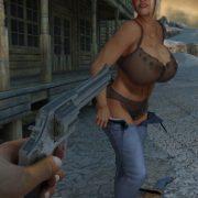 Artist Adventuresinenf - Sixguns and Sex Appeal