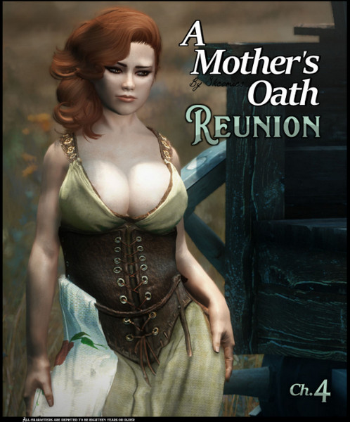 Artist SKComics – A Mother's Oath 1-4
