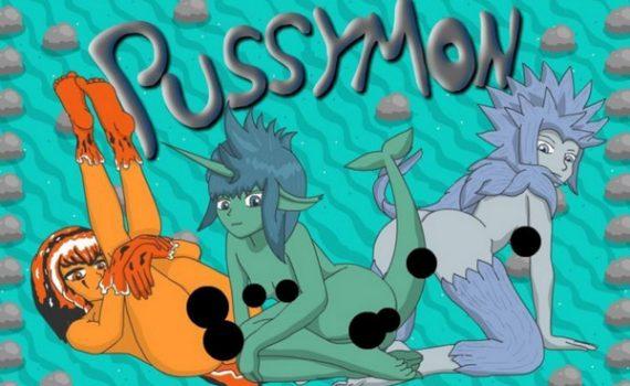 Pussymon (Episodes 1-24)