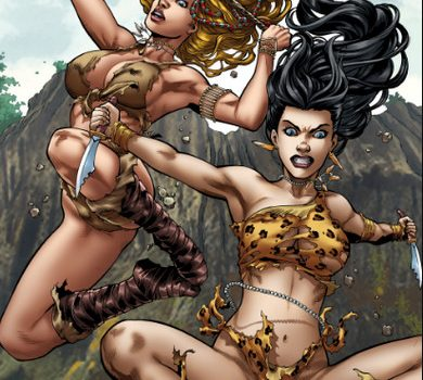 Artist Boundless Comics - Jungle Fantasy 1–10