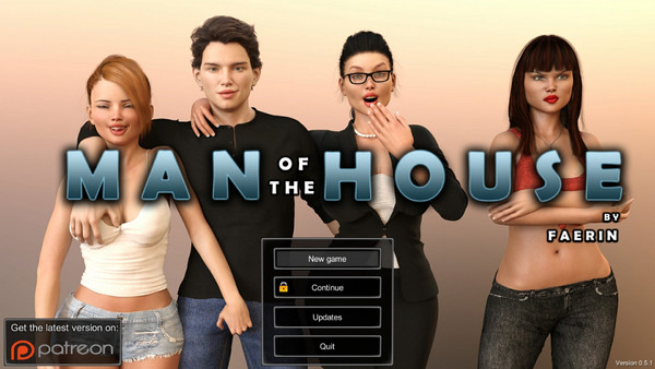 Man of the House (Update) Ver.0.8.0c