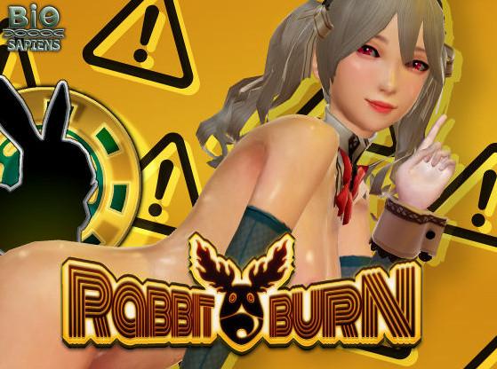 Rabbit Burn (Eng)
