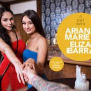 A day with Ariana Marie & Eliza Ibarra