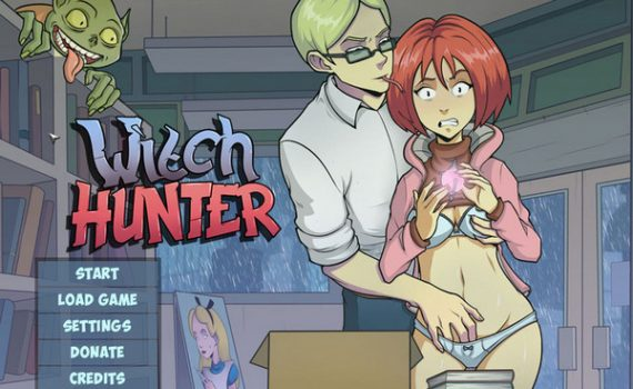 Witch Hunter (Update) Ver.0.3