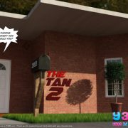 Artist Y3DF – The Tan 2