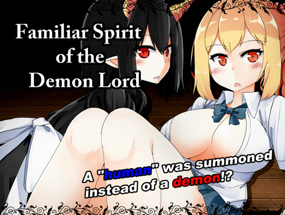Familiar Spirit of the Demon Lord (Eng)