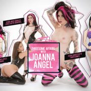 Threesome Affairs with Joanna Angel