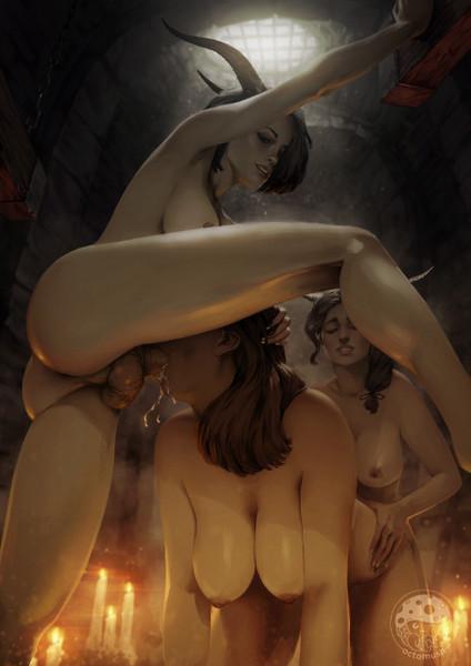 Art by Octomush