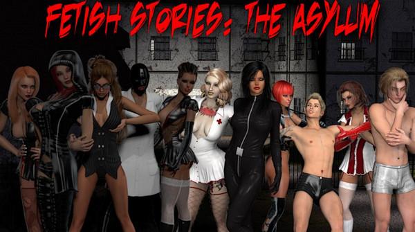 Fetish Stories: The Asylum