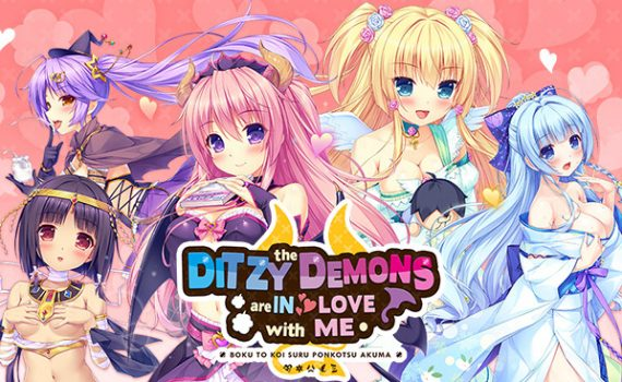 The Ditzy Demons Are in Love With Me (Eng)