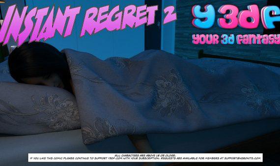 Artist Y3DF – Instant Regret 2
