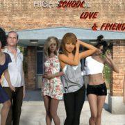 School, Love & Friends Ver.1.0