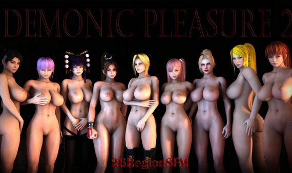 Demonic Pleasure 1-2