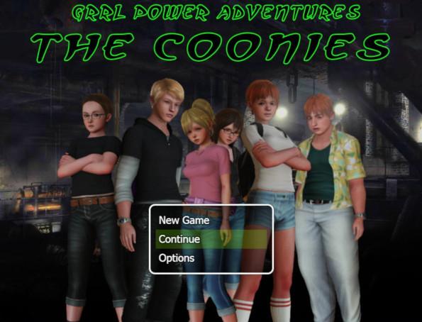 Grrl Power Adventures – The Coonies