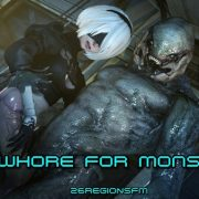 2B-Whore For Monster