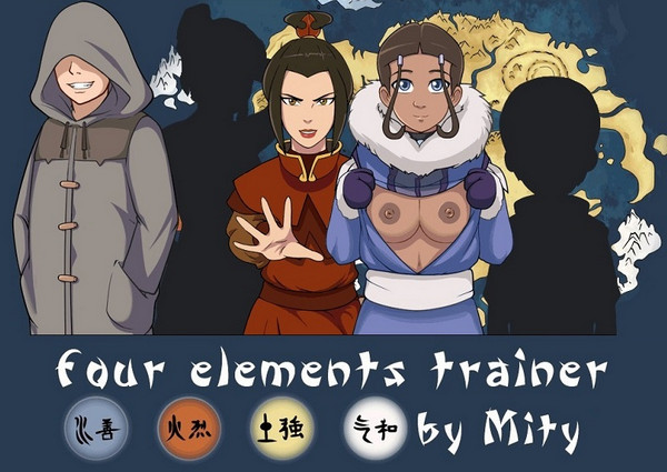 Four Elements Trainer (Update) Ver.0.7.6b