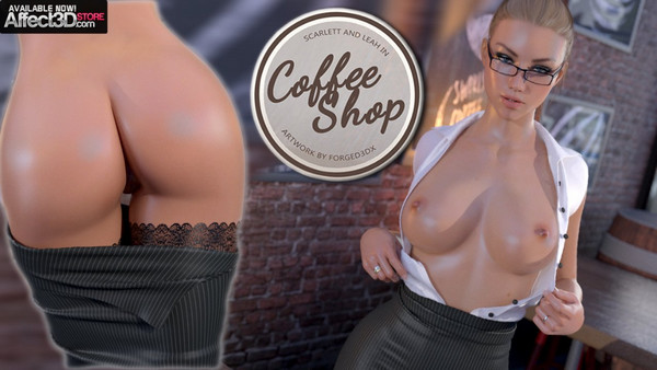 Artist Forged3DX - Coffee Shop
