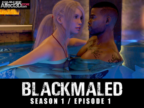 Artist Sexy3DComics - Blackmailed Episode 1-2