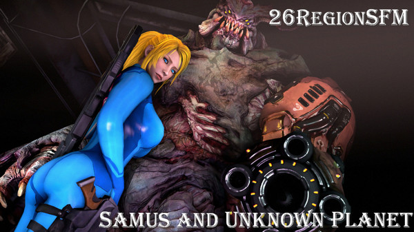 Samus and Unknown Planet 1-8