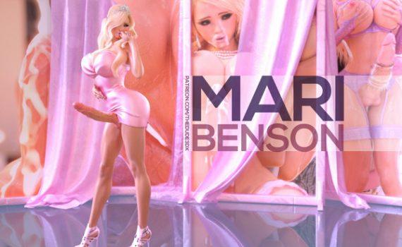 Artist TheDude3dx – Mari Benson