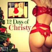 Artist TGTrinity - 12 Days of Christy