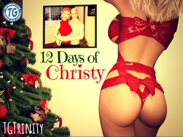 Artist TGTrinity - 12 Days of Christy