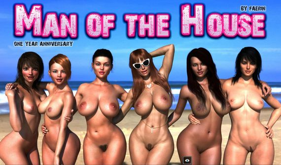 Man of the House (Update) Ver.0.8.7